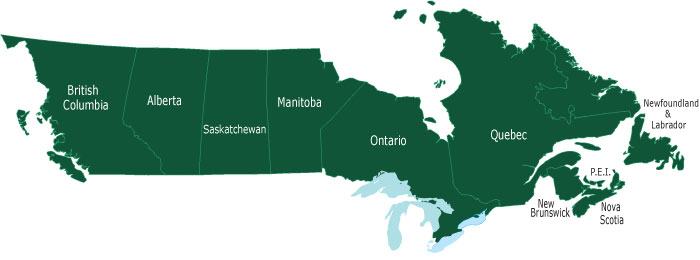 Canadian LTL Shipping Coverage